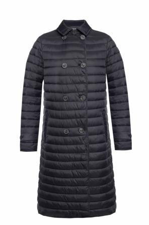 Double-breasted coat od Emporio Armani