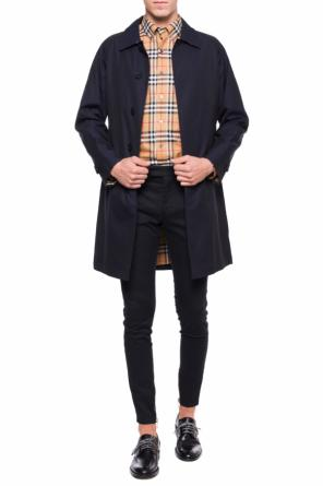 Single-breasted coat od Burberry