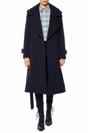 Double-breasted insulated coat od Burberry