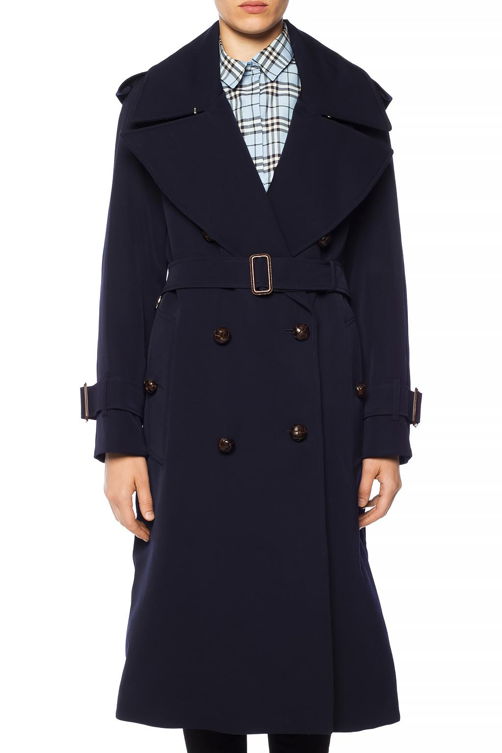 Burberry Double-breasted insulated trench