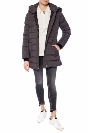 Quilted down jacket od Burberry