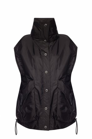 Vest with collar od Burberry
