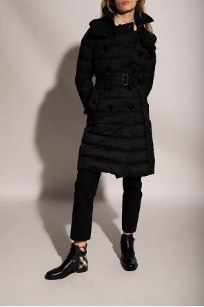 Down coat od Burberry