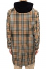 Burberry Patterned coat