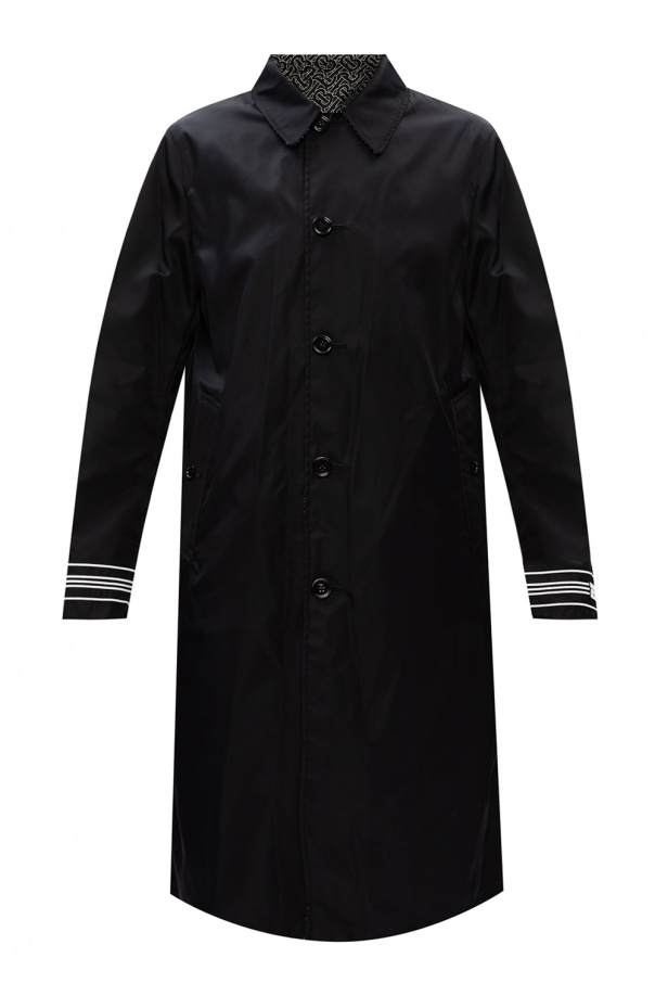 Burberry Coat with logo