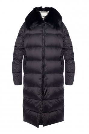 Quilted jacket with pockets od Yves Salomon