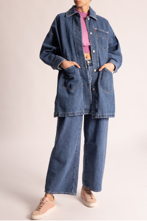 Kurtka jeansowa 'red collection' od Levis Red