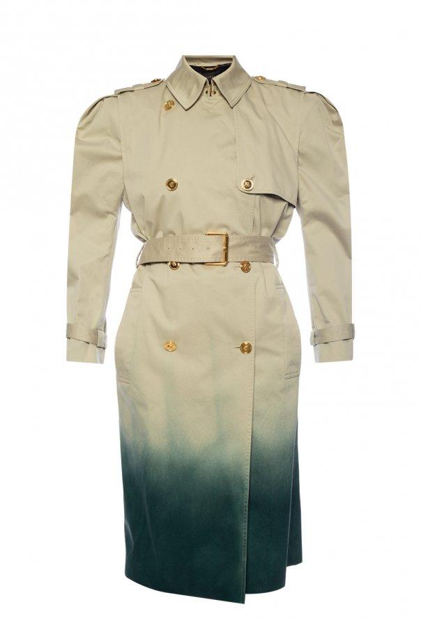 Versace Tie-dye coat