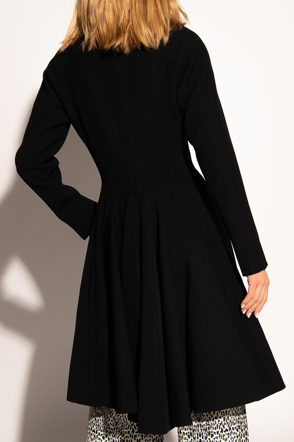 Alaia Double-breasted coat