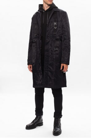 Coat with signature buckle od 1017 ALYX 9SM