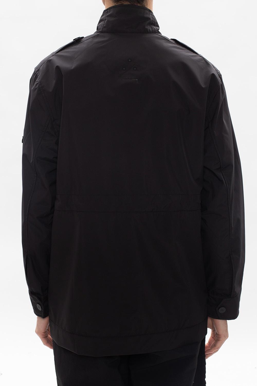 A-COLD-WALL* Płaszcz z kieszeniami
