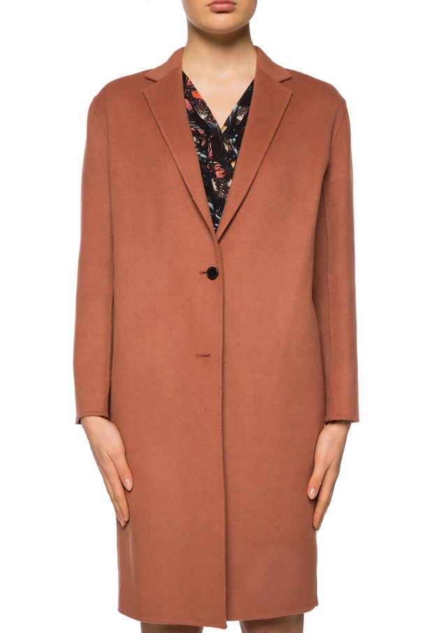 'anya' coat with notched lapels od AllSaints