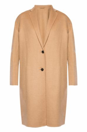 Coat with notch lapels od Allsaints