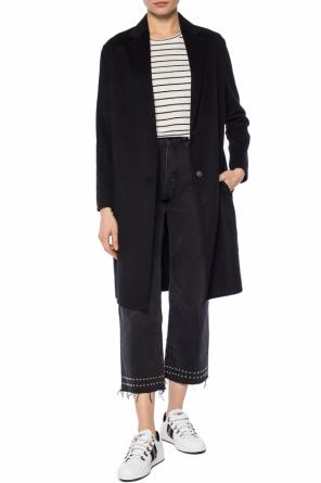 'anya' coat with slip pockets od AllSaints