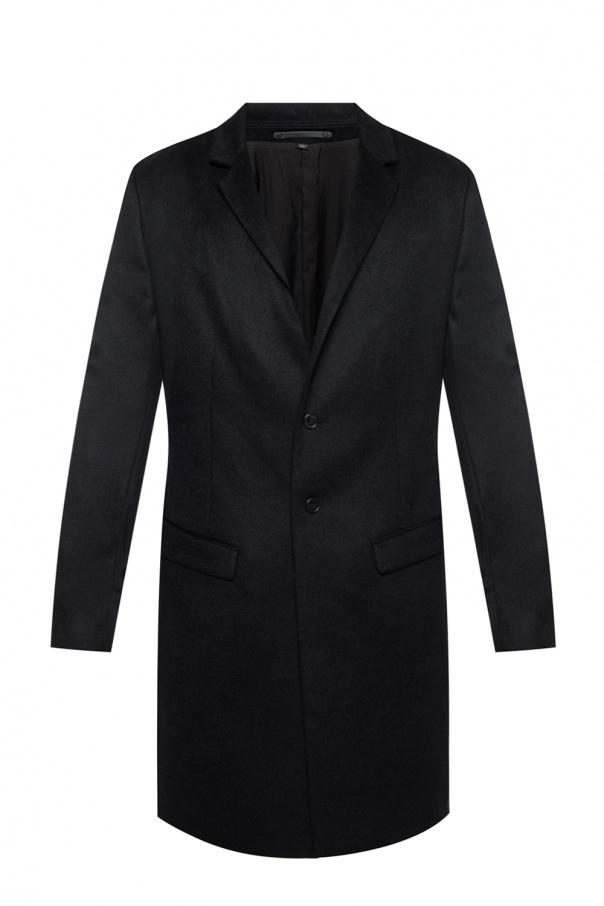 'Birdstow' Coat With Notch Lapels by All Saints
