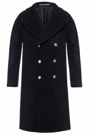 Double-breasted coat od Givenchy