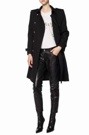 Double-breasted trench coat with belt od Givenchy