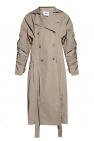 Ambush Double-breasted trench coat