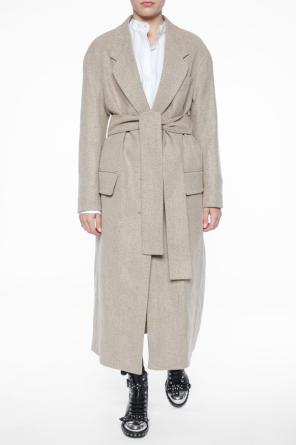 Herringbone coat od Acne