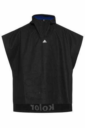 Logo cape od Adidas by Kolor