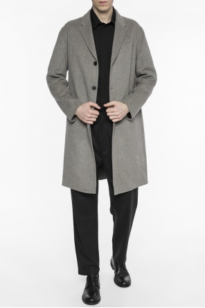 Coat with notch lapels od Acne