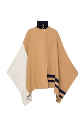 Striped poncho od Chloe