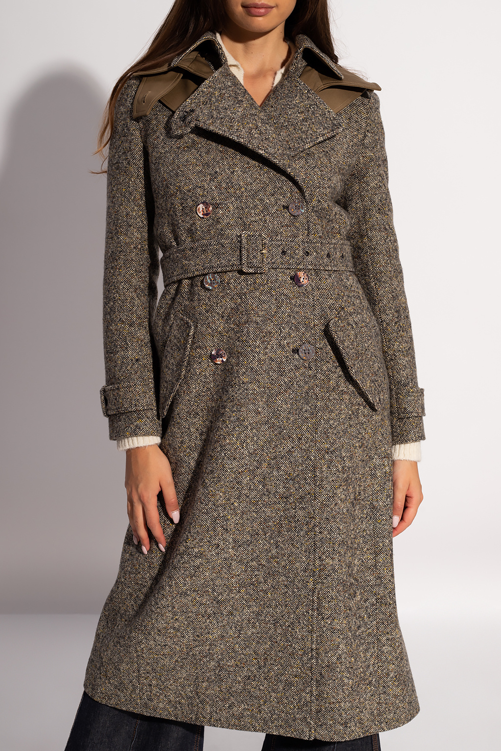 Chloé Double-breasted coat