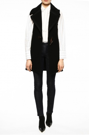 Vest with notch lapels od See By Chloe