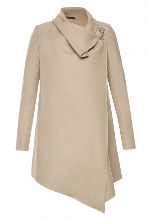Coat with decorative fastening od AllSaints