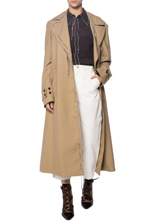 Trench Coat Designs | Women S Trench Coats Designer Double Brested Vitkac Shop Online