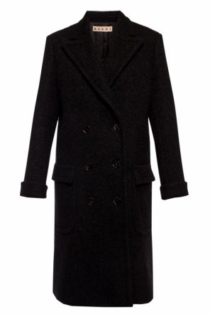 Textured coat od Marni