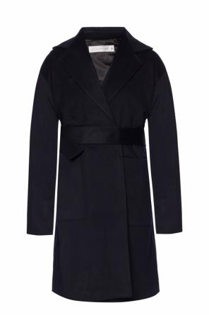 Coat with tabs od Victoria Beckham