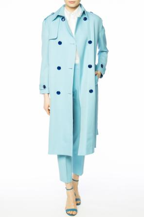 Double-breasted trench coat od Victoria Victoria Beckham