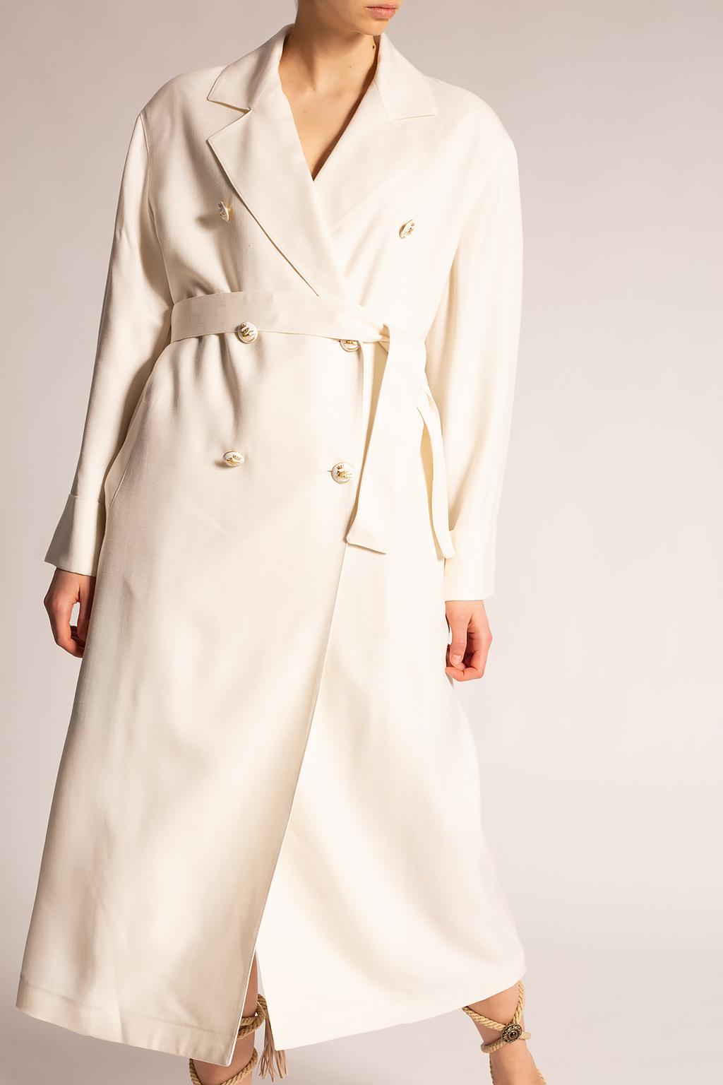Etro Double-breasted coat