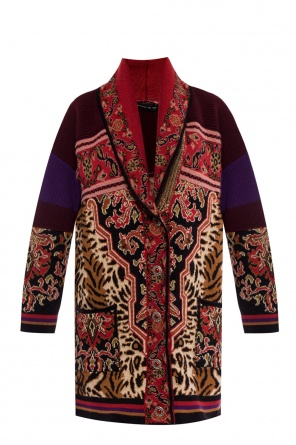 Patterned sweater od Etro