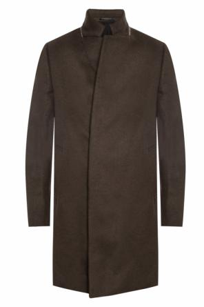 'dowth' coat with slip pockets od AllSaints