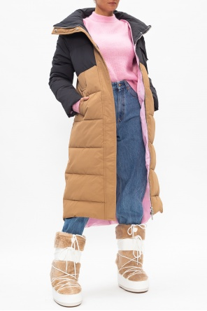 Quilted coat od Ganni