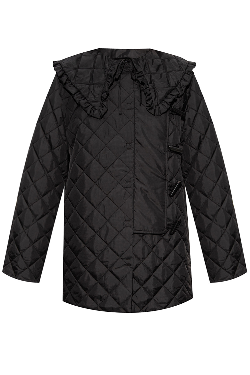 Ganni Quilted jacket