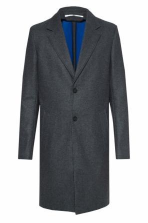 Single-vented coat od Kenzo