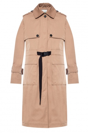 Belted trench coat od Kenzo