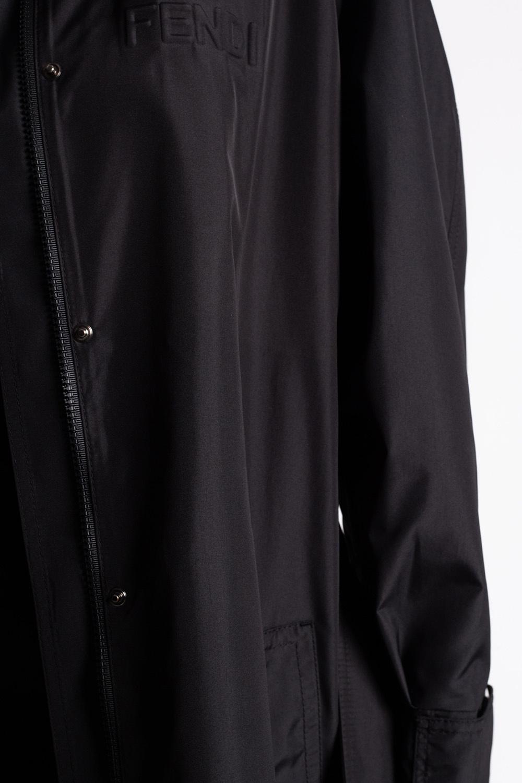 Fendi Coat with logo