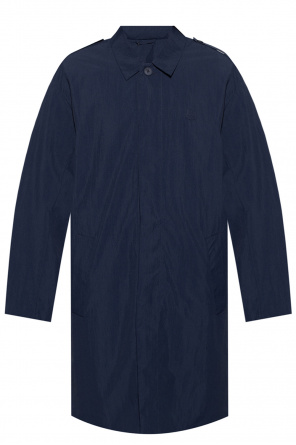 Coat with logo od Kenzo
