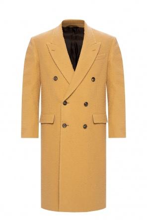 Double-breasted coat od Fendi