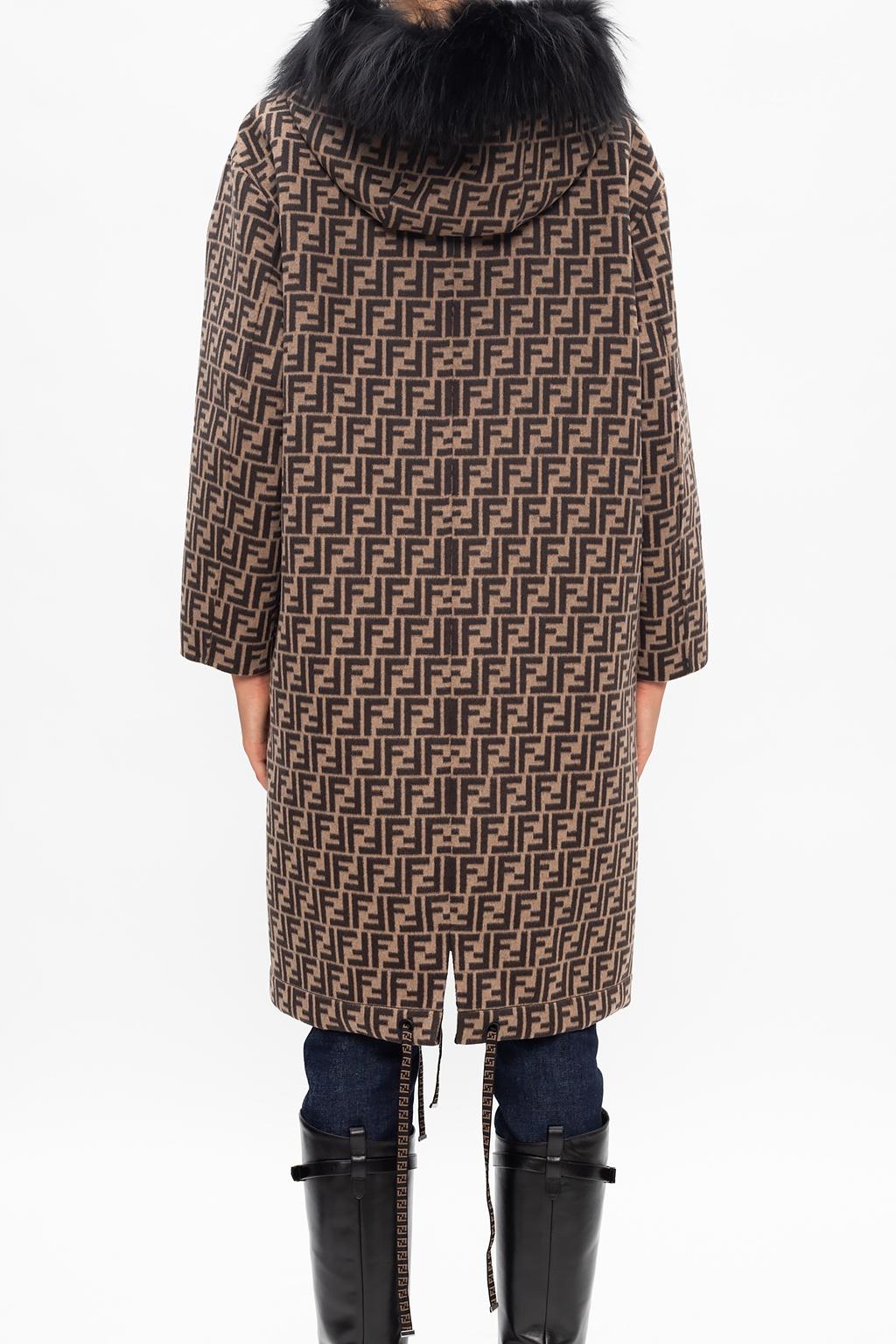 Fendi Reversible overcoat
