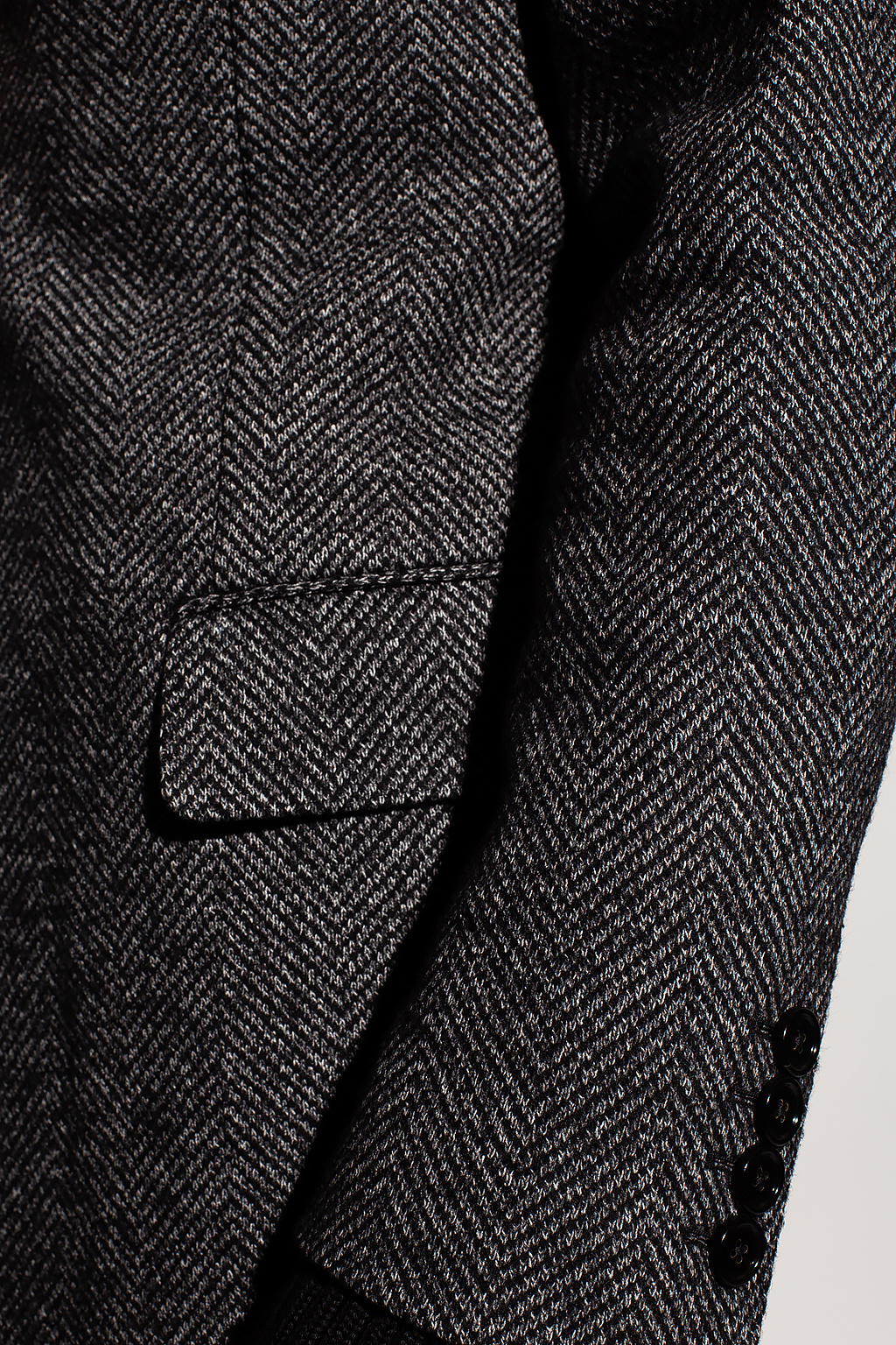 Dolce & Gabbana Coat with peak lapels