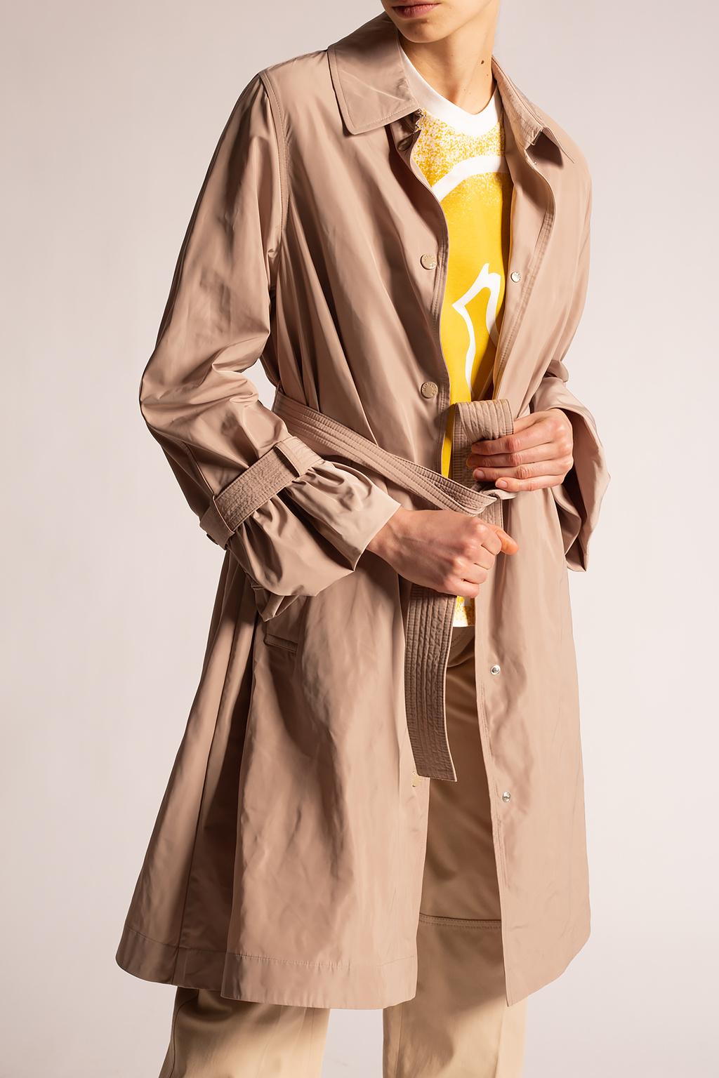 Moncler 'O' 'Navigatoria' coat