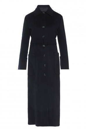 Long coat with collar od Helmut Lang