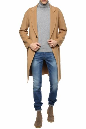 Coat with pockets od Ami Alexandre Mattiussi