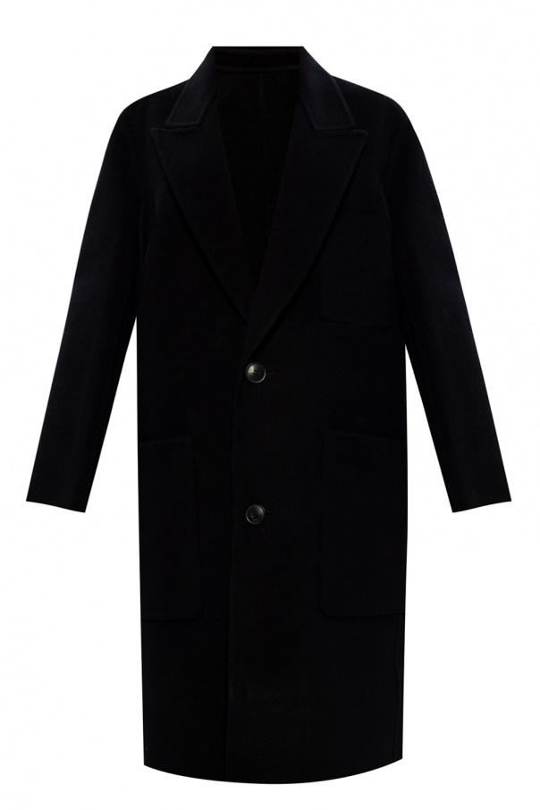 Ami Alexandre Mattiussi Wool coat