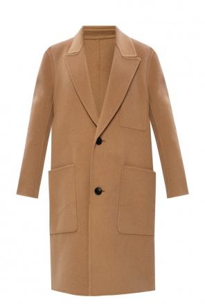 Wool coat od Ami Alexandre Mattiussi